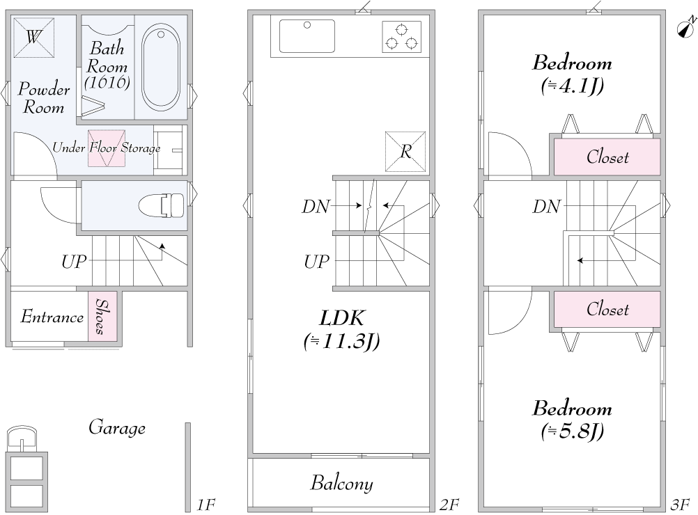 板橋区本町 新築分譲住宅