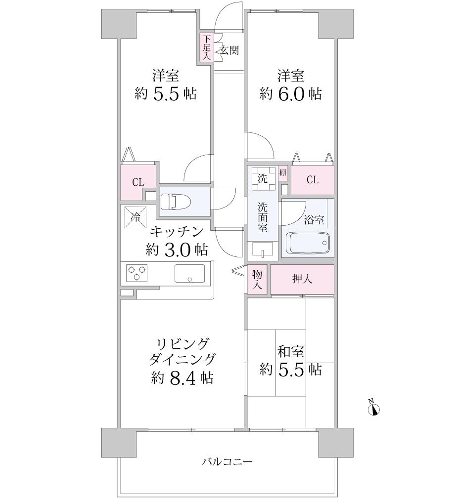 サンクレイドル町田