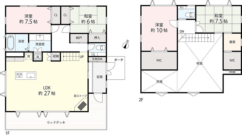 グランフォーレ柳宿区画6